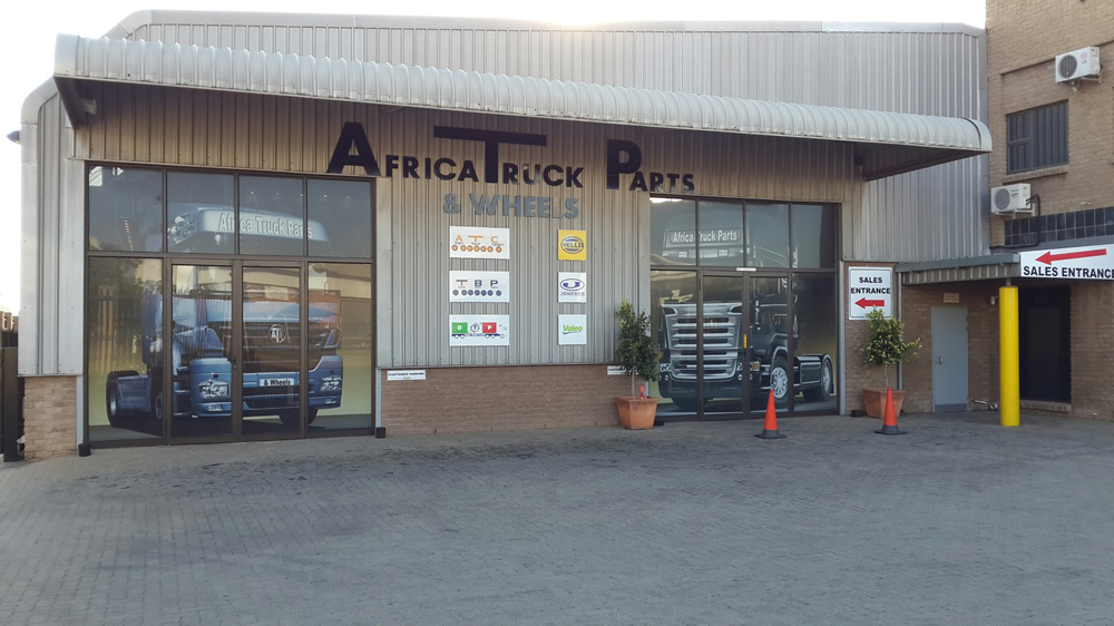 Sabo in the world – Africa Truck Parts (Southern Africa)